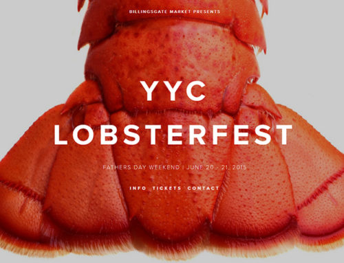 2nd Annual YYC Lobsterfest