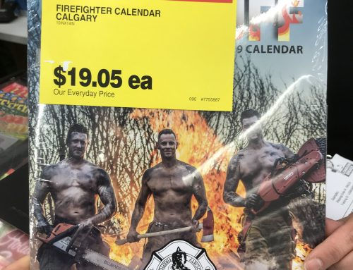 Hotstuff Calendars @ London Drugs