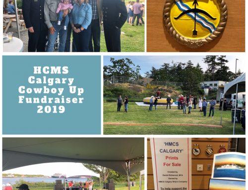 HCMS Calgary's Cowboy Up Fundraiser 2019
