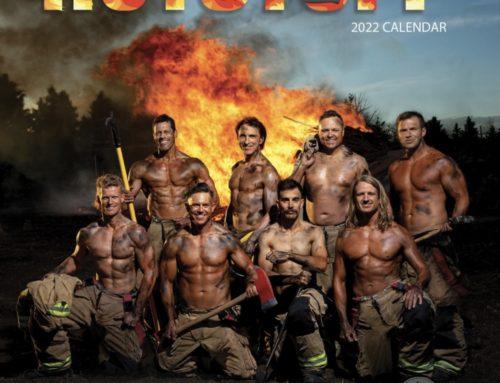 2022 Hotstuff Calendar Now on Sale!!