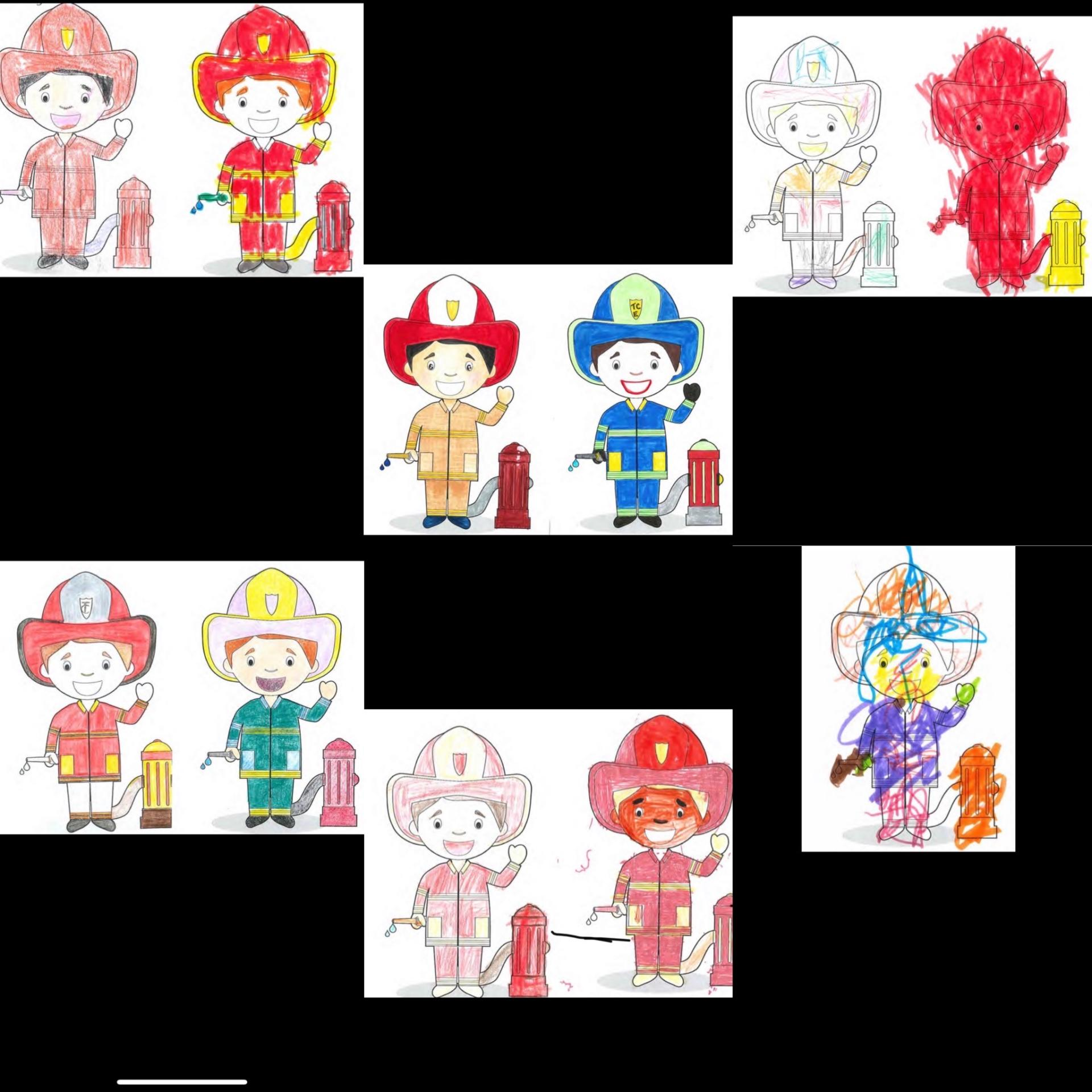 TC Energy event inspired kids colouring contest